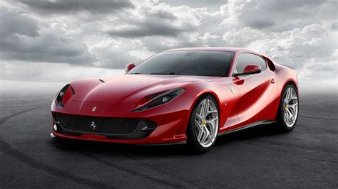 Ferrari 812 Superfast 2017 4k Wallpapers