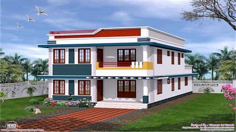 House Style : Front Elevation House Tamilnadu Style-youtube