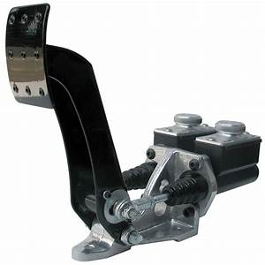6203 Brake Pedal Assembly  Slim Line Master