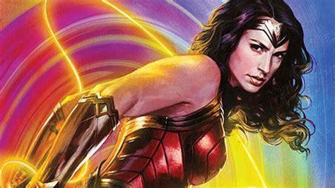 DC postpones Wonder Woman 1984 variants to sometime in ...