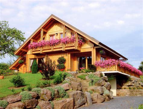 chalet 4 chambres chalet contemporain modèle garden nos chalets en bois 57