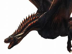 How To Paint Game Of Thrones39 Drogon In SketchBook