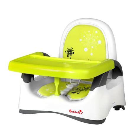 poussette siege auto bebe badabulle réhausseur confort blanc vert blanc vert