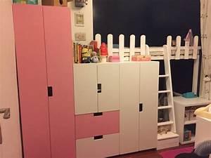 Lit Toboggan Ikea : un lit cabane avec plein de rangements ~ Premium-room.com Idées de Décoration