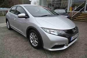 Honda 2013 Civic 1 4 I Vtec Se 5dr Manual Petrol Hatchback