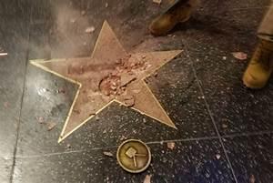THE TOLERANT LEFT: Vandals Destroy Donald Trump's ...
