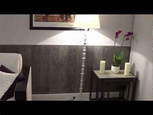 Lame Adhésive Murale : stickwood lames de bois adh sives t te de lit ~ Premium-room.com Idées de Décoration