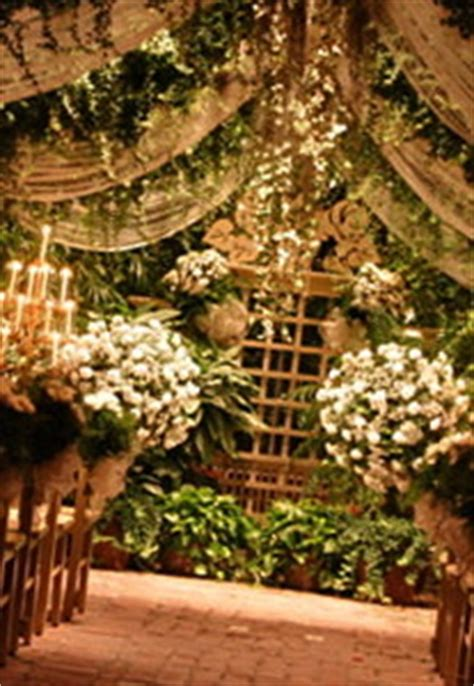 the conservatory wedding ceremony venue in st charles