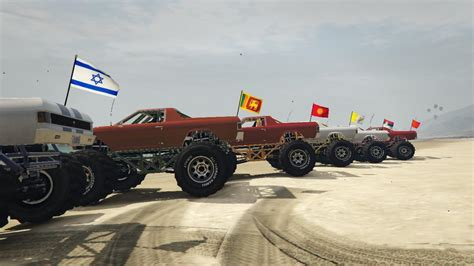 All Country Flags For Marshall Gta5modscom