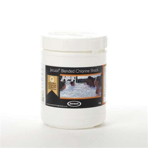 Tub Shock Treatment - chlorine spa shock direct