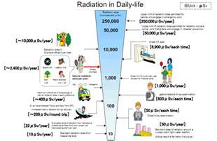 Nuclear Radiation Exposure Effects