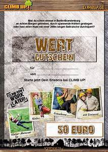 Dm Gutschein Wert : wert gutschein climb up kletterwelten ~ Orissabook.com Haus und Dekorationen