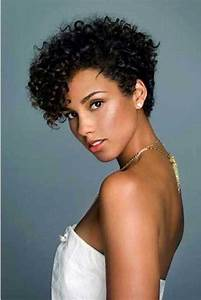 20 New Short Curly Hair Styles Short Hairstyles 2017