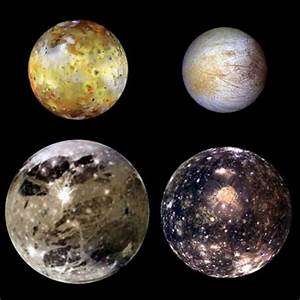 Galilean Moons NASA - Pics about space