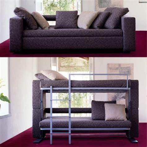 lit superpos avec canap photos canapé lit superposé