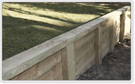 retaining wall styles style of timber retaining wall ideas for the backyard pinterest