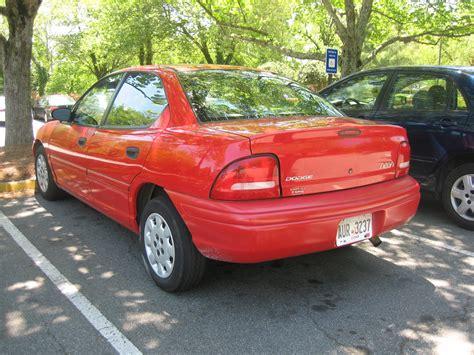 1999 Dodge Neon Pictures Cargurus