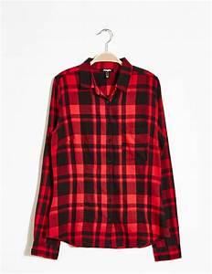 les 25 meilleures idees concernant chemises a carreaux With chemise homme rouge et noir a carreau