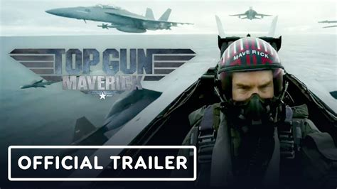 best gun brand top gun maverick takes with a brand new trailer