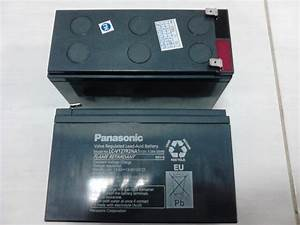Battery Bac Up Untuk Pabx Panasonic