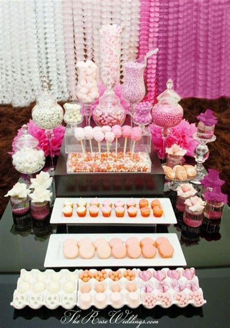 essen favor hochzeits dessert table  weddbook