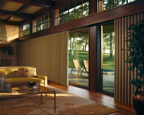 sliding glass door coverings sliding glass door there s a window covering for that