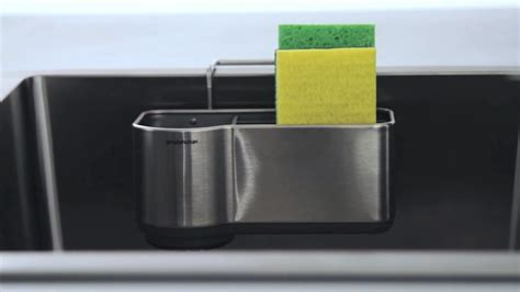 Simplehuman Sink Caddy by Simplehuman 174 Sink Caddy
