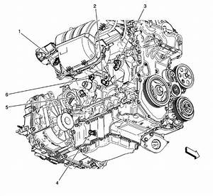 Location Of Oil Pressure Switch Or Sending Unit