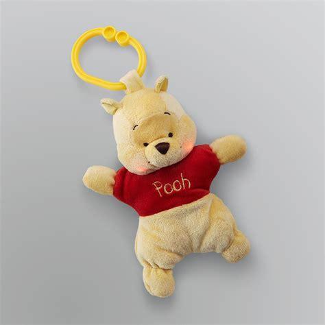 disney attachable plush toy winnie  pooh pooh