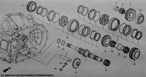 Honda Pns Mainshaft Distance Collar Needle Bearing