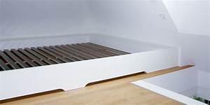 Bett Für Dachschräge : schlafzimmer bett unter dachschr ge ~ Michelbontemps.com Haus und Dekorationen