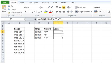 count cells  specific text  excel magoosh