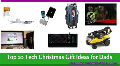 top 10 tech christmas gift ideas for dads the