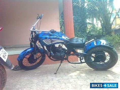 Modified Bike For Sale In Jaipur by Second Modified Bike In Kannur Fully Customized
