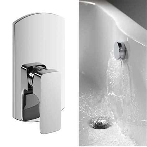 vellamo panache bath overflow filler  concealed valve