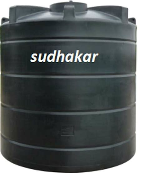 buy sudhakar black water tank 1000 litre at low price in india snapdeal