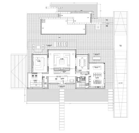 modern contemporary floor plans the vivienda 19 by a cero 44 homedsgn