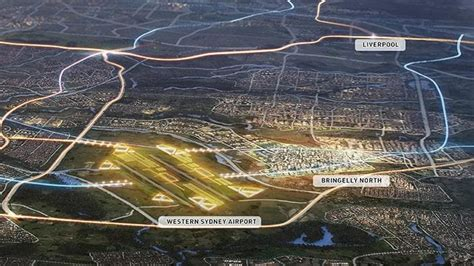bradfield oration minister vows to tackle sydney airport