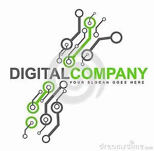 Digital Electronics Logo Royalty Free Stock Images - Image ...
