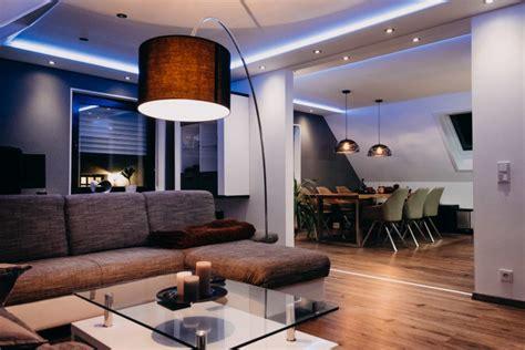 Esszimmer Le Indirekt by Indirekte Beleuchtung Im Wohnzimmer Esszimmer K 252 Che