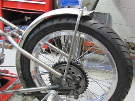 Tips On Custom Motorcycle Fenders