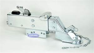 Titan Model 10 Hydraulic Trailer Drum Brake Surge Coupler