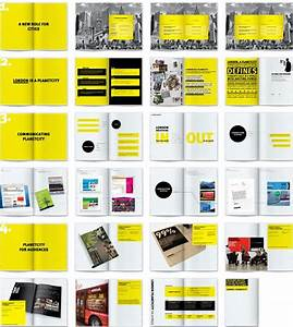 Page layout Portfolio Packaging Pinterest