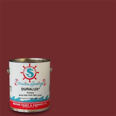 duralux marine paint 1 gal sub trop marine primer m740 1 the home depot