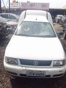 Sucata Vw Polo Van Ano 2000 Completa