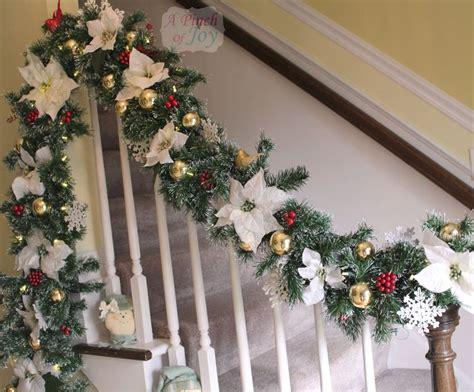 interesting christmas garland decoration ideas