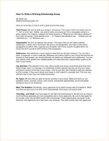 academic resume for college applications scholarship essay layout