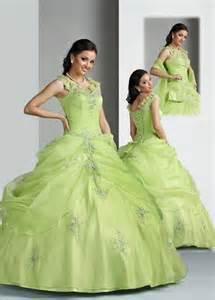 green wedding dresses apple green wedding dress fashion trendy