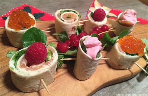 cuisine de noel 2014 wraps au saumon