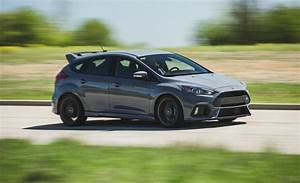 2017 Ford Focus RS In Depth Model Review Car And Driver